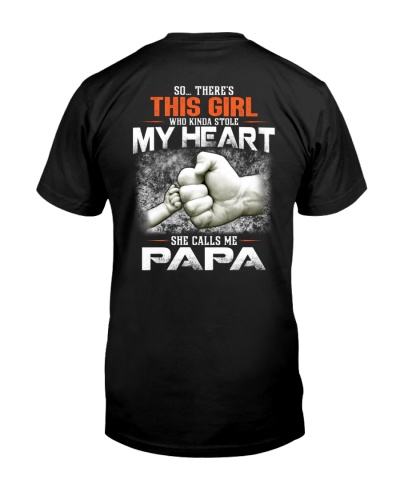 There's this Girl calls me Papa - GP