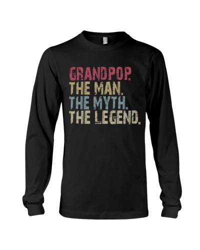Grandpop - The Man The Myth The Legend