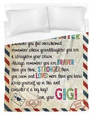 Love Gigi - GD v2BL Duvet Cover - Twin thumbnail