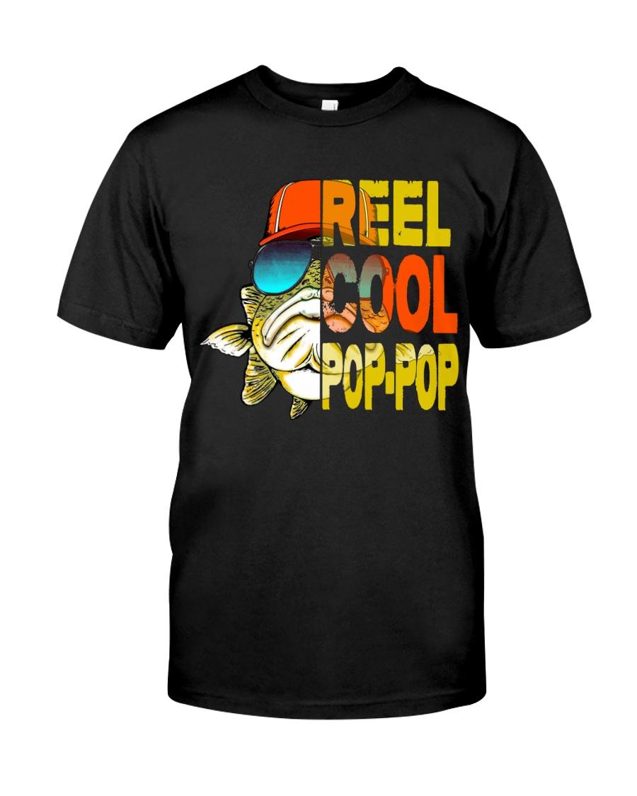 Reel Cool Pop-Pop V1 Classic T-Shirt