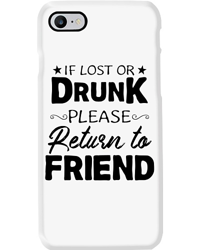 If lost or Drunk