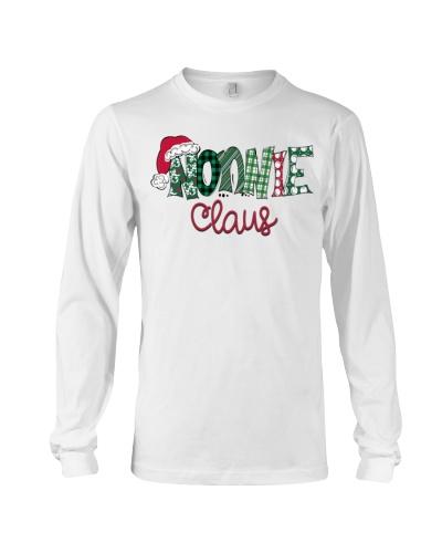 Nonnie Claus Christmas Art