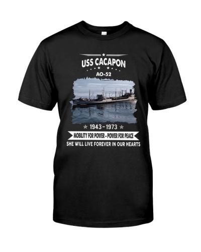 USS Cacapon AO 52