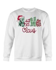 Nana Claus Christmas Art Crewneck Sweatshirt thumbnail