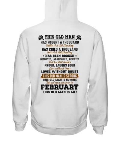 This Old Man was born in February