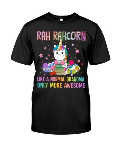 Rah Rah - Rah Rahcorn Knitting