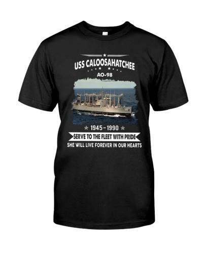 USS Caloosahatchee AO 98