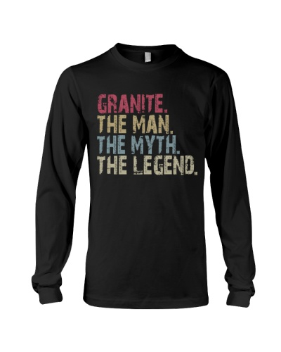 Granite - The Man The Myth The Legend