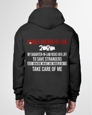 Nurse's Mother-in-law - Daughter-in-law - BS Hooded Sweatshirt garment-hooded-sweatshirt-back-01