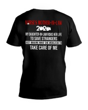 Nurse's Mother-in-law - Daughter-in-law - BS V-Neck T-Shirt thumbnail