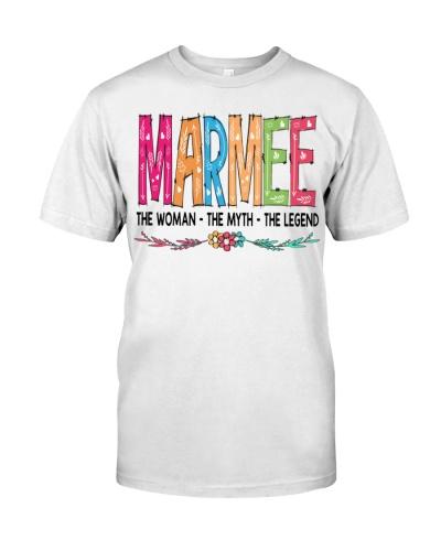 MARMEE - Woman Myth Legend - Art