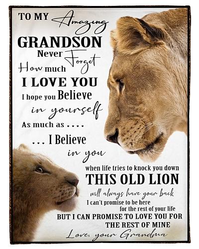 Grandson -  Grandma