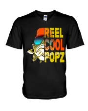 Reel Cool Popz V1 V-Neck T-Shirt thumbnail