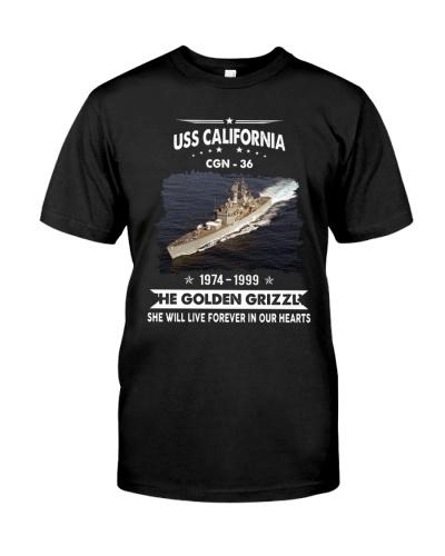 USS California CGN 36