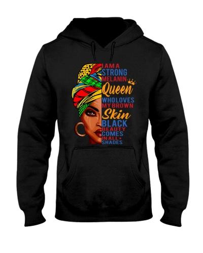 I am a Strong Melanin Queen
