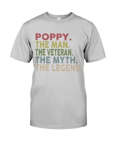 Poppy - The Man The Veteran