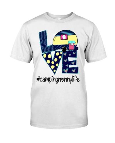 Love Camping Nonny Life