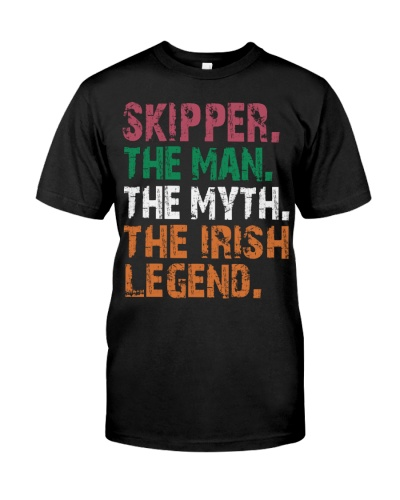 Skipper - The Man The Myth The Irish Legend