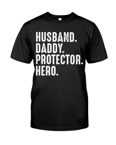 HUSBAND DADDY PROTECTOR HERO