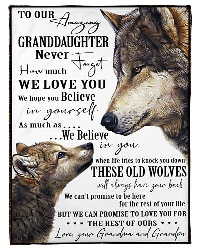 Our Granddaughter - Grandma and Grandpa