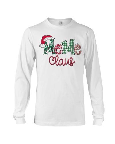 Meme Claus Christmas Art