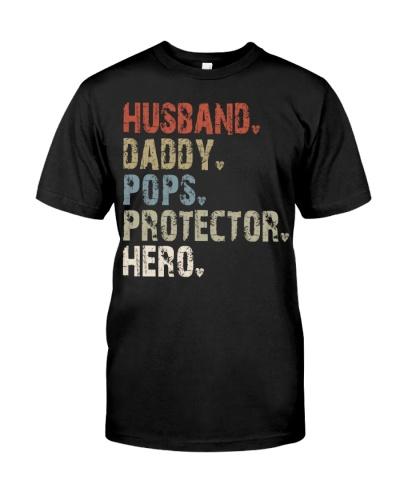 Pops - Protector Hero