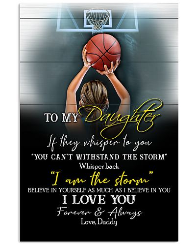 To My Daughter - Love Daddy