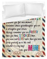 Love Mimi - GD v2BL Duvet Cover - Twin thumbnail