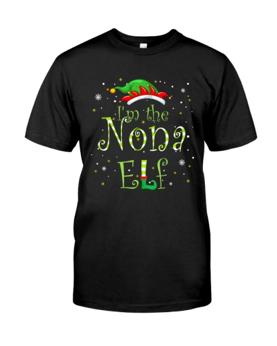 I Am The Nona Elf - New