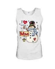 I LOVE BEING A MIMI - Christmas Gift Unisex Tank thumbnail