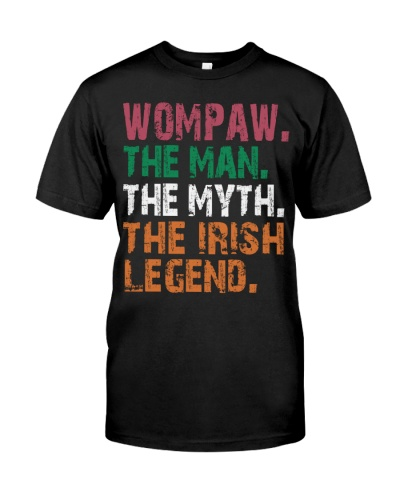 Wompaw - The Man The Myth The Irish Legend