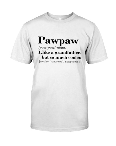 Pawpaw -  Best Gift for Grandfather - B