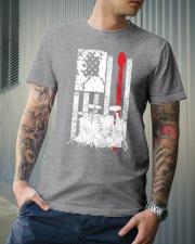 limited editi0n Classic T-Shirt lifestyle-mens-crewneck-front-6