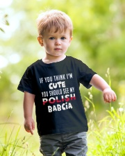 You should see my Cute Polish Babcia Youth T-Shirt lifestyle-youth-tshirt-front-5