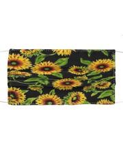 Sunflowers Cloth face mask thumbnail
