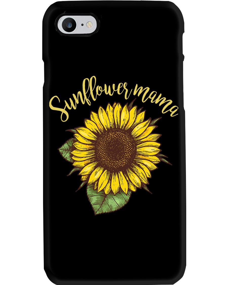 Sunflower Mama Phone Case