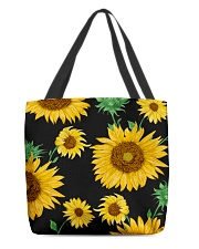 Sunflowers All-over Tote thumbnail