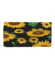 Sunflowers Cloth face mask thumbnail