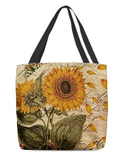 Sunflower All-over Tote thumbnail