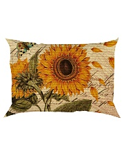 Sunflower Rectangular Pillowcase thumbnail