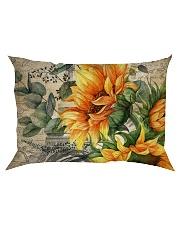 Sunflower Rectangular Pillowcase thumbnail