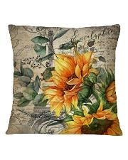 Sunflower Square Pillowcase thumbnail