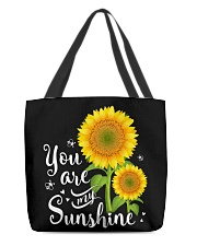 You Are My Sunshine All-over Tote thumbnail