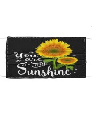 You Are My Sunshine Cloth face mask thumbnail