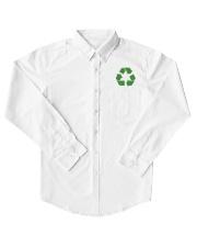 The shirt environmental Protection Dress Shirt front