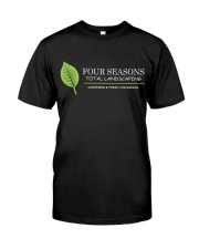 Four Seasons Total Landscaping shirt Classic T-Shirt front