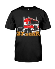 BJ AND THE BEAR RIG - MOVIE T-SHIRT Classic T-Shirt front