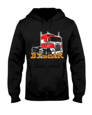 BJ AND THE BEAR RIG - MOVIE T-SHIRT Hooded Sweatshirt tile