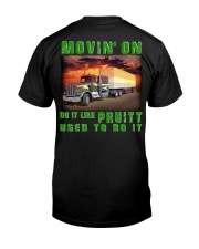 DO IT LIKE PRUITT Classic T-Shirt back