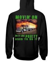 DO IT LIKE PRUITT Hooded Sweatshirt thumbnail